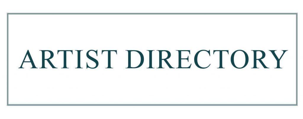 Artist Directory